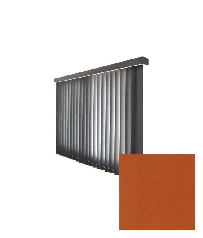 Store à bandes verticales couleurs 30022