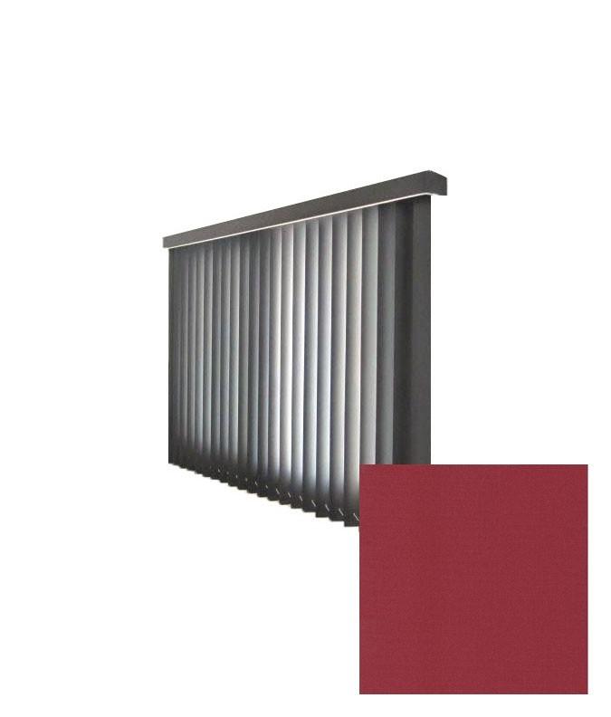 Store à bandes verticales couleur 30030