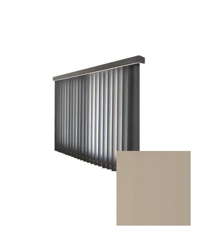 Store à bandes verticales couleur 30036