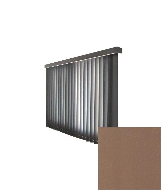 Store à bandes verticales couleur 30037