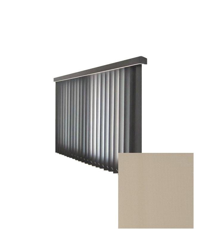 Store à bandes verticales couleur 30038