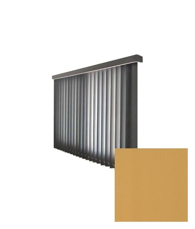 Store à bandes verticales couleur 30040