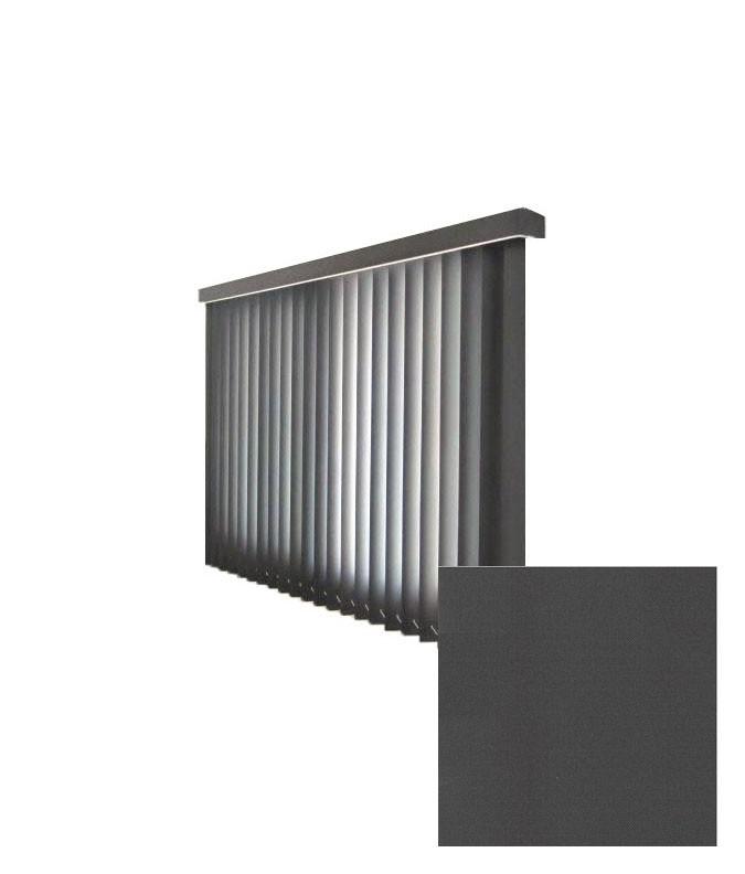 Store à bandes verticales couleur 30043