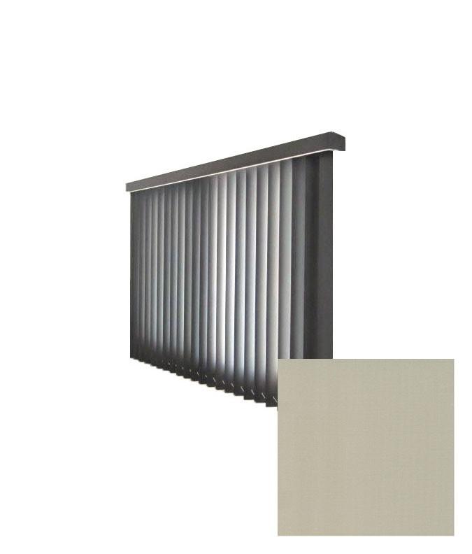 Store à bandes verticales couleur 30044