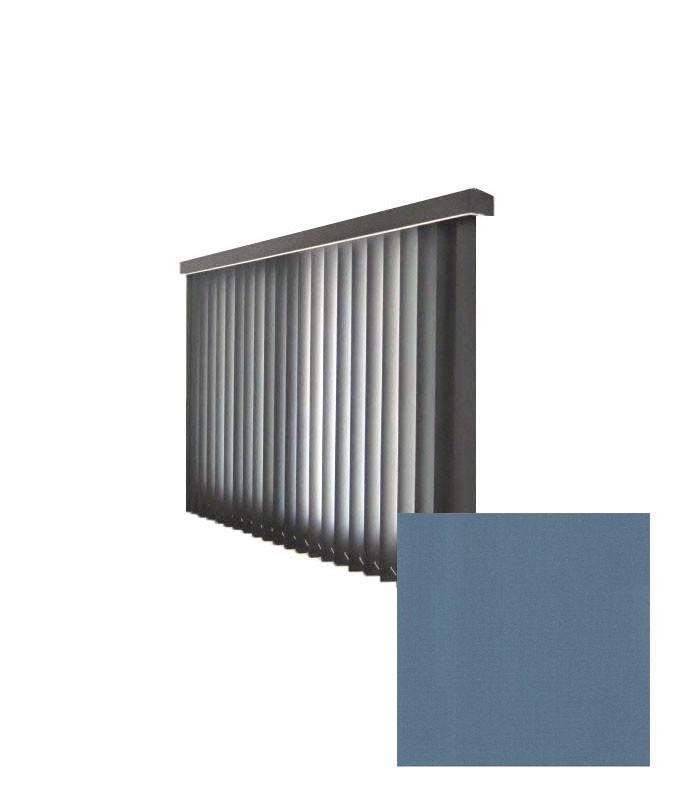 Store à bandes verticales couleur 30050