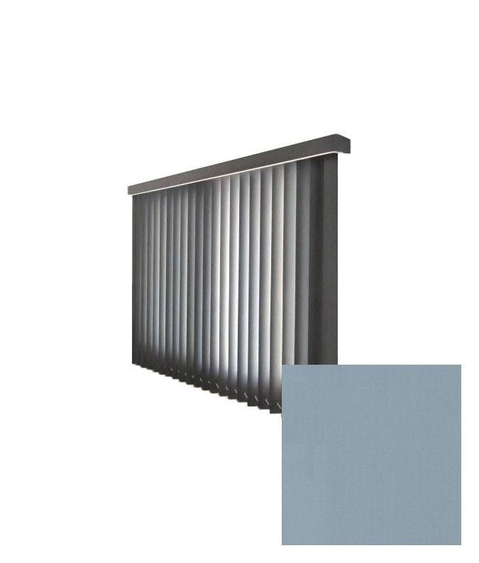 Store à bandes verticales couleur 30051