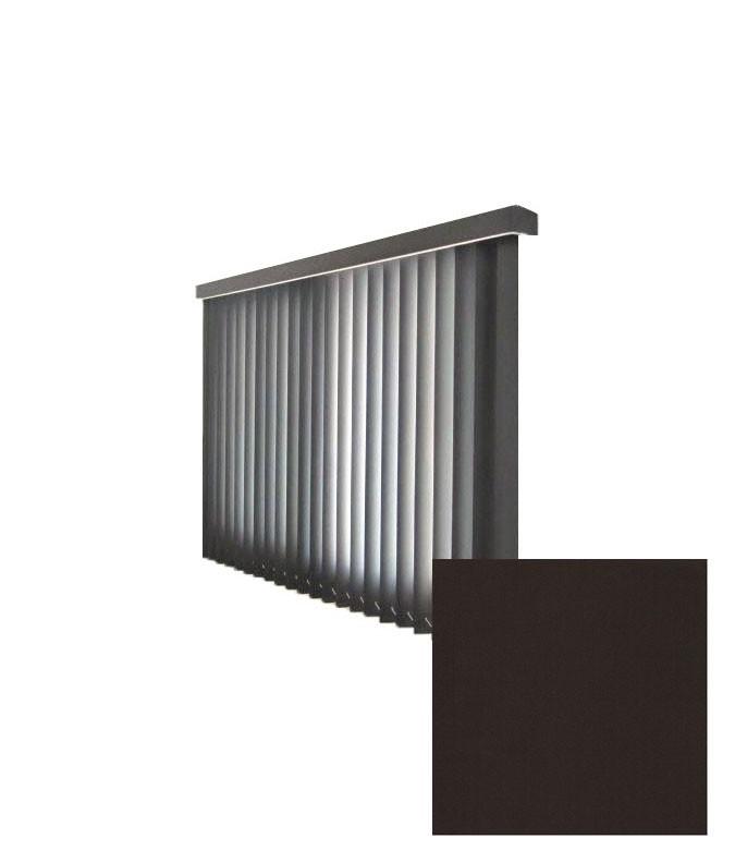Store à bandes verticales couleur 30053