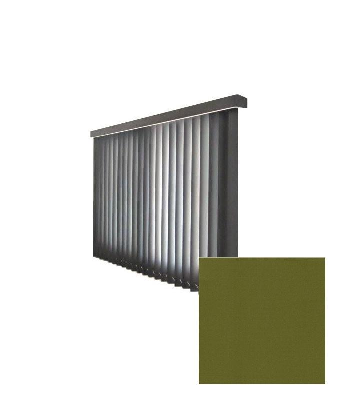 Store à bandes verticales couleur 30056