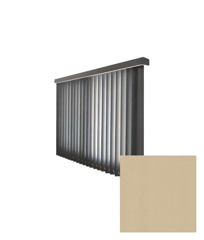 Store à bandes verticales couleur 30104