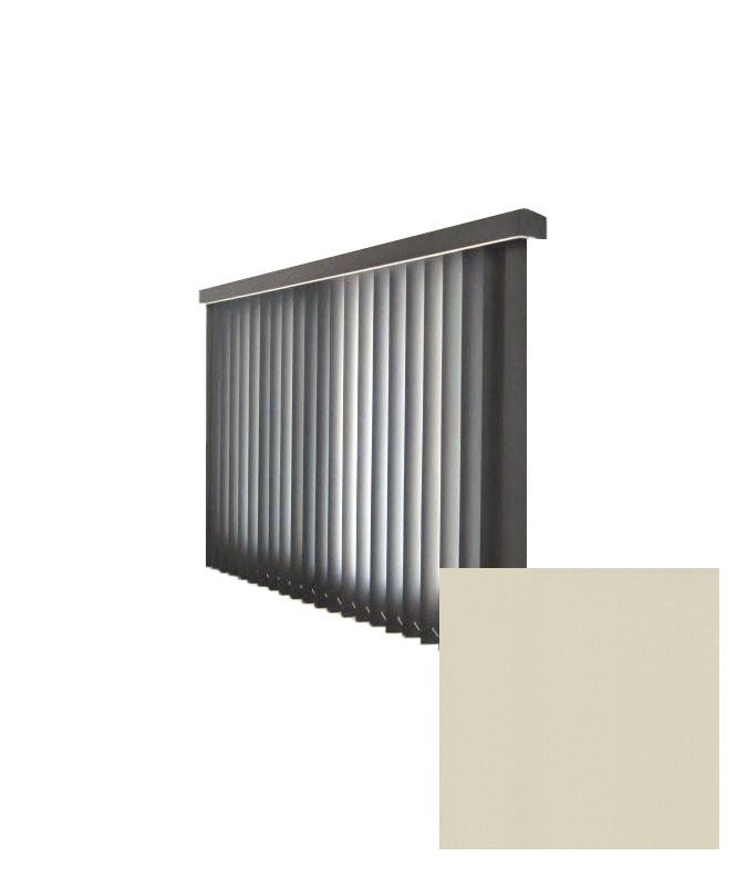 Store à bandes verticales couleur 30105
